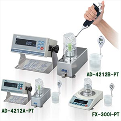 Thiết bị kiểm tra Pipette AD-4212B-PT, AD-4212A-P,  FX-300i-PT AND