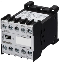 Contactor Relay 2NO+2NC 22…40VDC Siemens – 3TH2022-0LC8