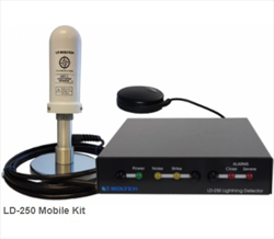 Máy dò tia sét BOLTEK LD-250 Mobile Detection Kit